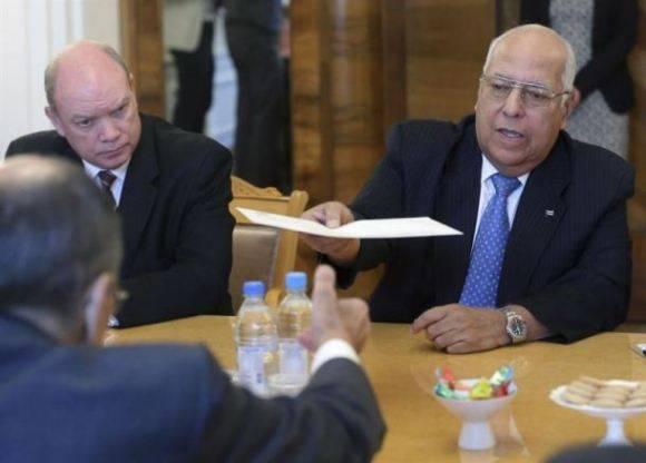 Vicepresidente del Consejo de Ministros de Cuba, Ricardo Cabrisas. Foto. EFE.