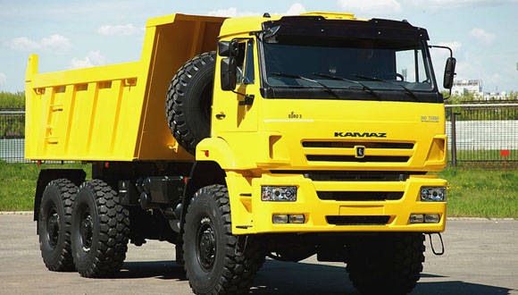 Ej grupo ruso KAMAz comenzará a ensamblar camiones en Cuba. Foto: TruckMagazine.