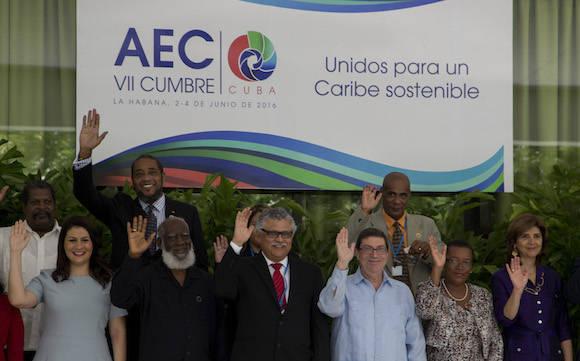 Foto de familia de los Cancilleres. Foto: Ismael Francisco/ Cubadebate