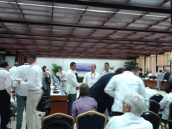 Dentro del plenario. Foto: Ladyrene Pérez/ Cubadebate