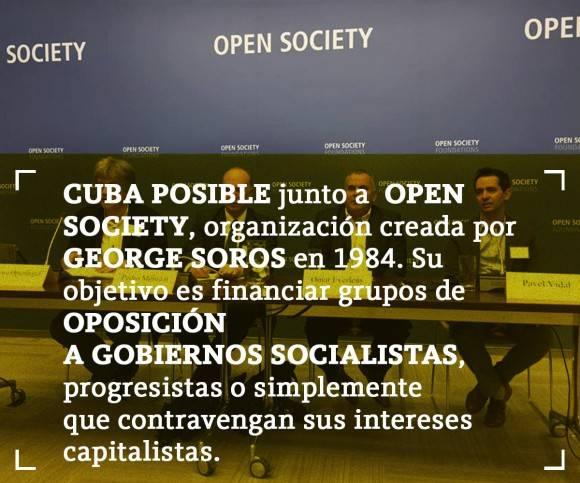 cuba posible open society