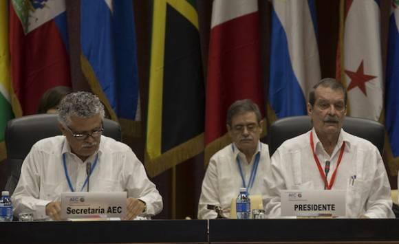 Inauguración de la VII Cumbre de la AEC. Foto: Ismael Francisco/ Cubadebate