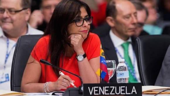 Fuerte debate en la OEA para el diálogo en Venezuela