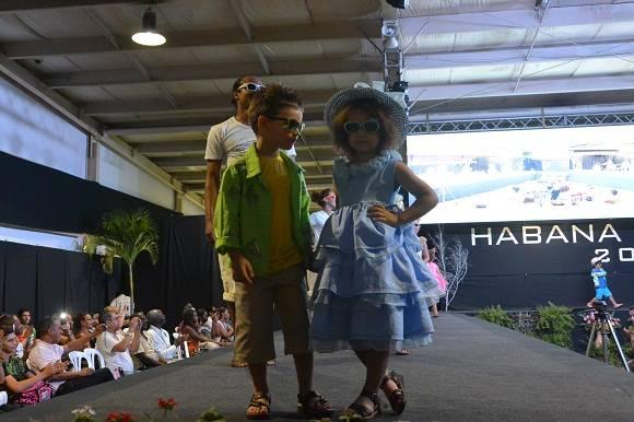 Momento de la presentación dela marca. Foto: Michel Contreras/Cubadebate.