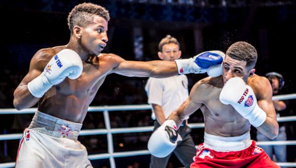 Los Domadores de Cuba ya están en casa, luego de ganar la Serie Mundial de Boxeo. Foto: AIBA.