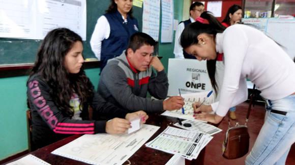 elecciones-votacion-Peru