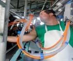 Moderna fábrica de queso de cabra de tecnología argentina, inaugurada en Ciego de Ávila. Foto: El Invasor.