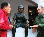 El día que Fidel y Chávez visitaron al Che en Alta Gracia