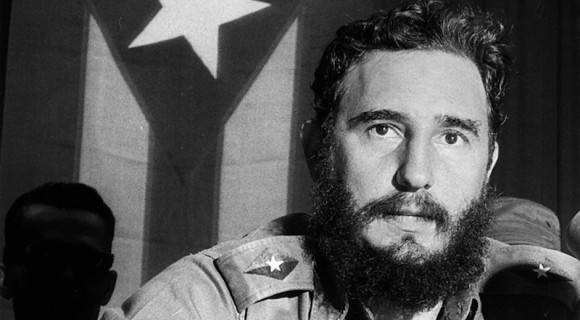 Fidel Castro en 1961. Foto: Getty Images