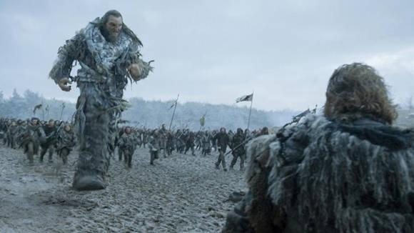 Muchas de las épicas batallas de la serie son filmadas en escenarios de España, Irlanda del Norte, Croacia y otros países de la UE. Foto: HBO.