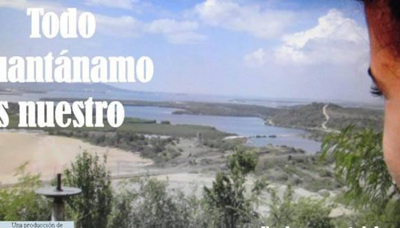 Documental Todo Guantánamo es nuestro, del realizador Hernando Calvo.