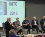 Clausura de la Primera Conferencia sobre Transferencias Monetarias Internacionales en Cuba. Foto: Marcelino Vázquez/ ACN.