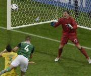Irlanda derrotoó a Ucrania 2 x 0.