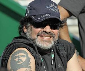 Maradona trabajará como embajador de la FIFA