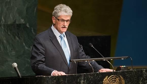 Funcionario de ONU resalta rechazo a bloqueo contra Cuba