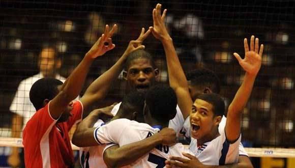 Cuba, campeona del NORCECA sub-19 de voleibol, tras derrotar