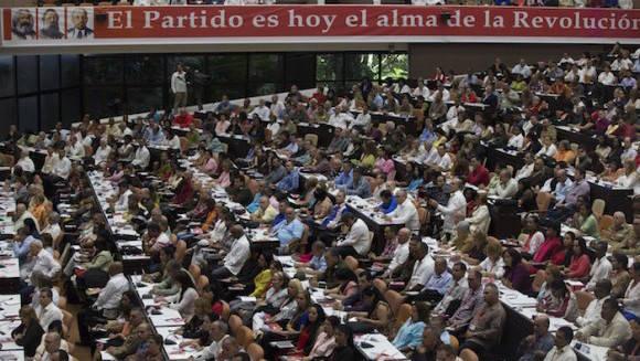 partido comunista de cuba vii congreso