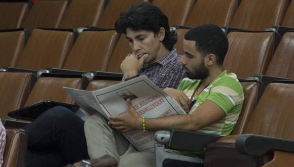 Ha llegado este momento en el que Cuba comienza a discutir dos documentos programáticos a nivel nacional. Foto: Ismael Francisco/ Cubadebate.