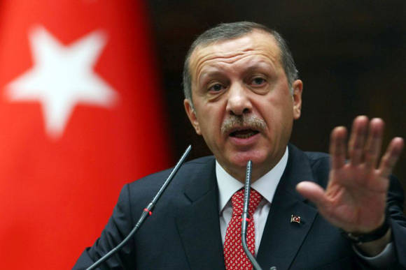Erdogan envió un mensaje de disculpa a Putin por el derribo del avión ruso.