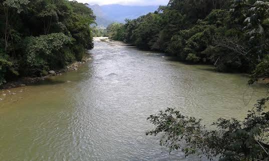 Río Bum Bum en municipio Antonio José de Sucre, Barinas, Venezuela. Foto: María de los Ángeles Pérez Márquez / Cubadebate.