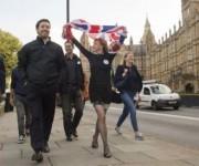 Gana el Brexit en Reino Unido. Foto: BBC.