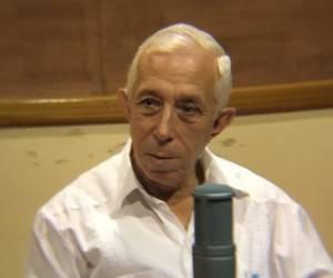 Alfonso Regalado Granda. Foto: Cubadebate