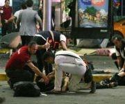 Diez de los fallecidos eran extranjeros y tres tenían doble nacionalidad.