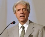 Presidente de Uruguay, Tabaré Vázquez. Foto: Archivo.