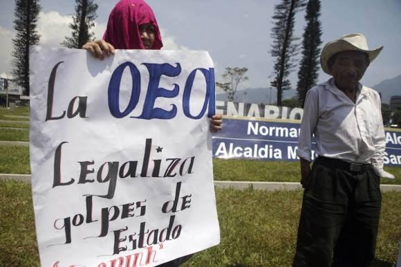 Venezuela: zurdazo al golpe de la OEA, sigue la guerra