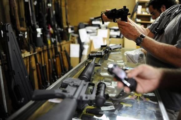 Las continuas masacres en Estados Unidos disparan las ventas de armas.