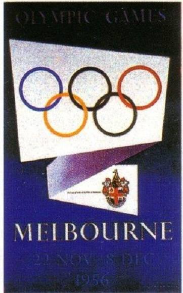 1.- Melbourne 1956