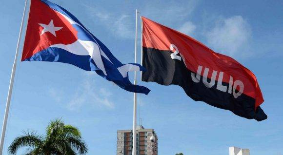 Sancti Spiritus Hosts Main Rally to Mark Day of National Rebelliousness