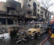 Coche bomba deja 130 muertos y 200 heridos. Foto: Reuters.
