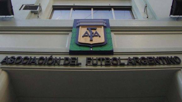 Sede de la AFA. Foto toma da de www.marketingdelosdeportes.com