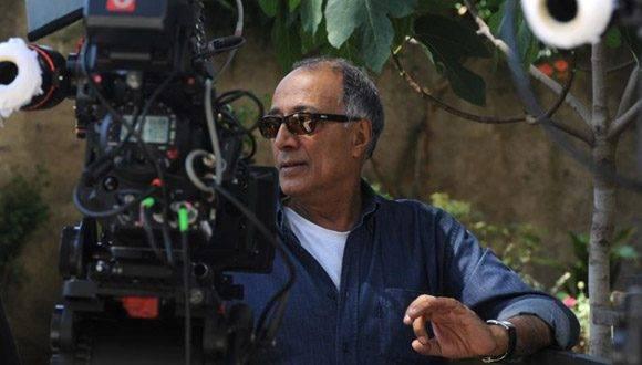 Abbas Kiarostami. Foto tomada de tn.com.ar