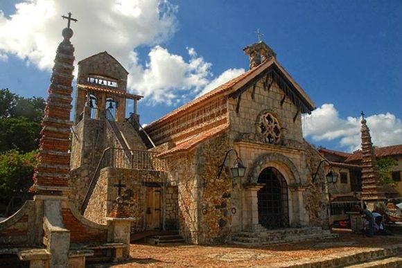 Iglesia de San Estanislao. Foto: Juan Pablo Carreras/ACN