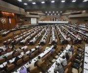 Comienza la Asamblea Nacional. Foto: Archivo.