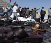 Fueron 3 los intentos de atentados, las autoridades afganas neutralizaron uno de ellos por completo. Foto: Wakil Kohsar/ AFP.