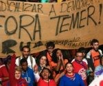 Brasil protestas rio 2016