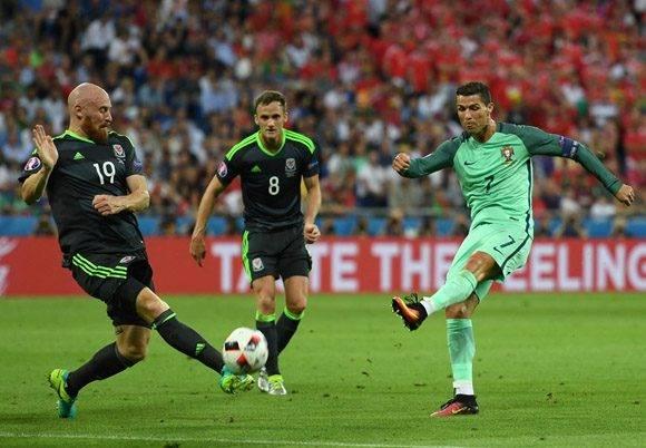 Crisitano Ronaldo. Foto UEFA
