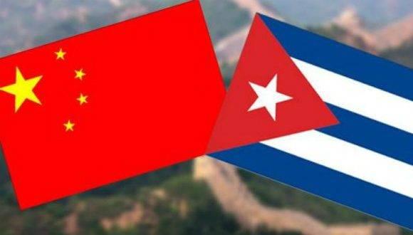 Cuba- China