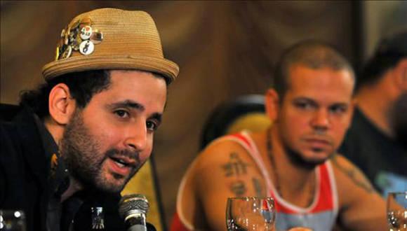 El puertorriqueño Eduardo Cabra Martínez (izquierda). Foto: Archivo