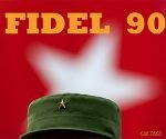 Fidel Castro 90 cumpleaños