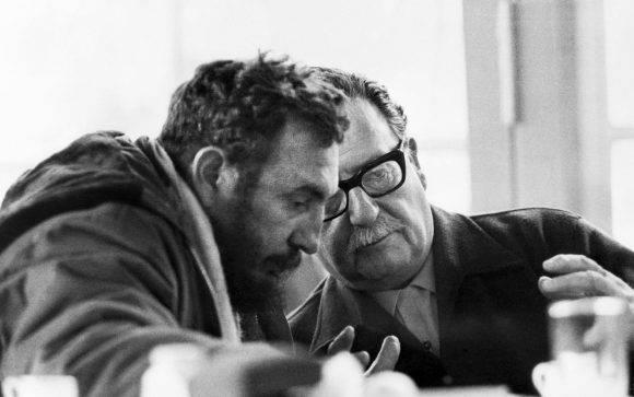 Fidel Castro Salvador Allende