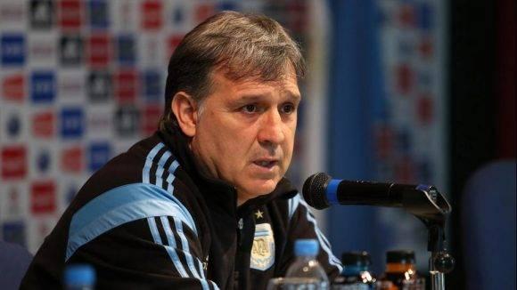 Gerardo Martino. Foto tomada de panamericanworld.com