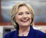 Hillary Clinton. Foto tomada de teve.cl.