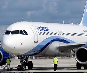 Inaugura Interjet nueva conexión con Cuba