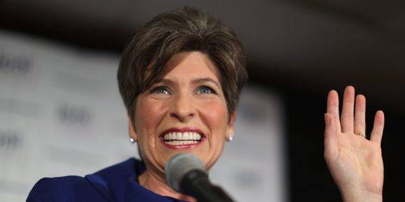 Joni Ernst. Foto: Chip Somodevilla/Getty Images