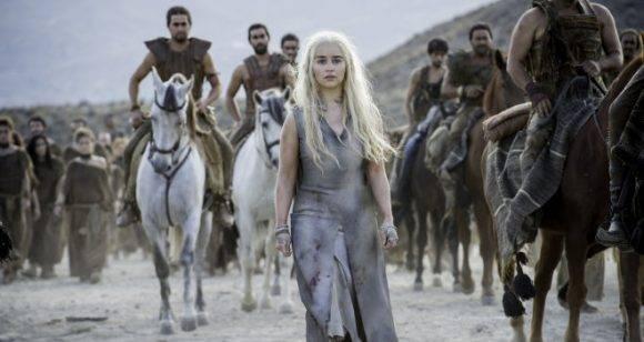 Fotograma de Juego de Tronos. Foto: HBO.