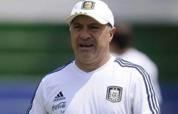 Julio Olarticoechea dirigirá la selección argentina en los Juegos Olímpicos de Rio. Foto tomada de Cadena3.